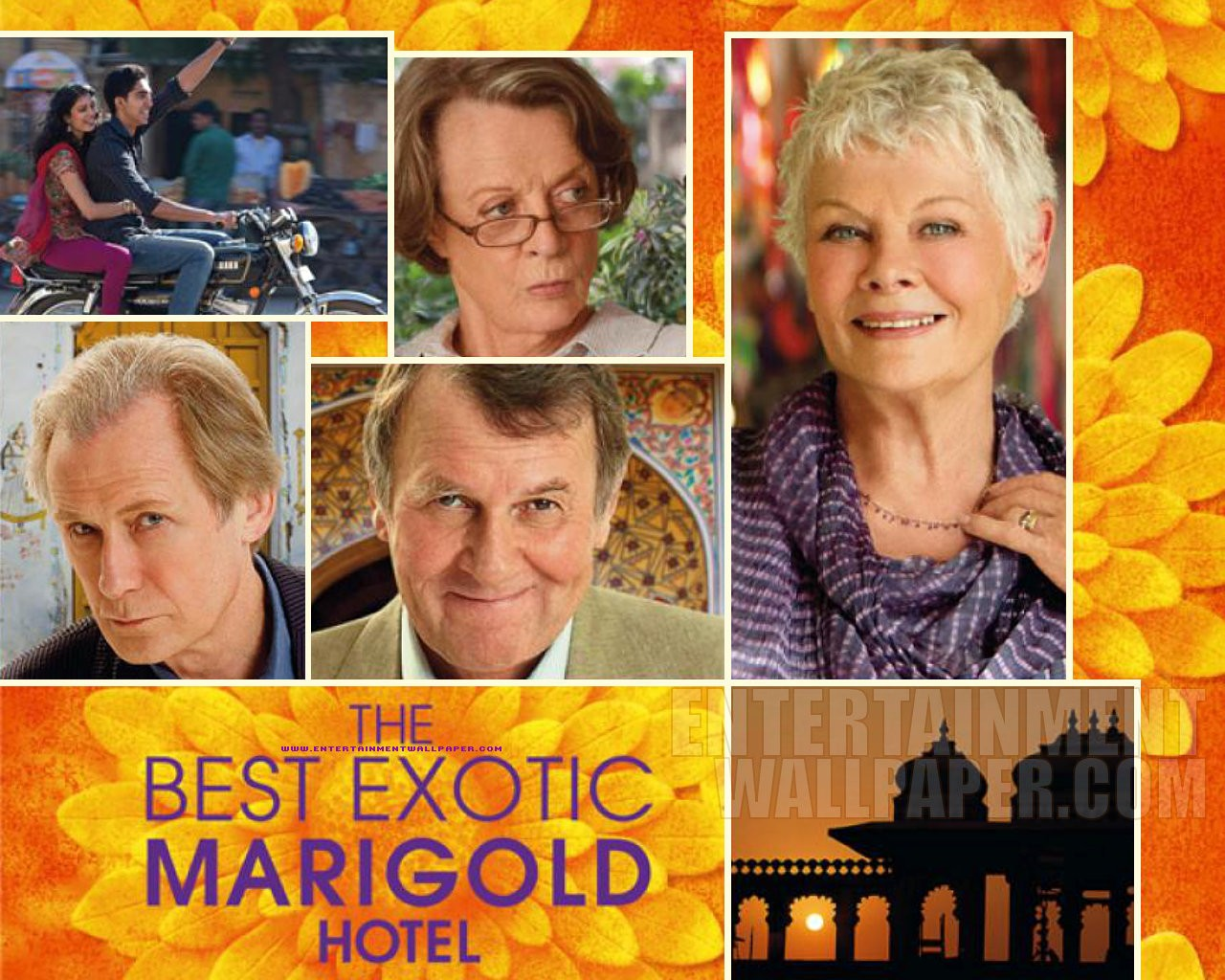 the most exotic marigold hotel (2015) dev patel, maggie smith, richard gere, judi dench and bill nighy star in  the sequel to the hit comedy sonny and muriel decide to open a second hotel.